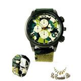 Reloj Fossil Camuflaje De Caballero