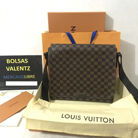 Bolsas Louis Vuitton District Mariconera Mochila Lv En Caja