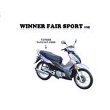 Tapa Lateral Derecha Winner Fair Sport 125