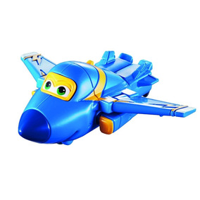 Mini Avião Super Wings - Change Em Up Jerome - Intek