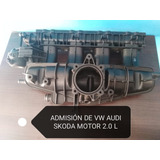 Admisión De Vw,audi,skoda Motor 2.0 L