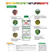 Fertilizante Orgánico Liquido Amino D45  Margrey 1lt