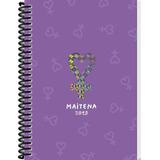 Agenda Maitena 2019 Anillada - Violeta - Maitena