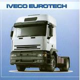 Iveco Eurotech- Trakker- Carrocería - Cabina - Partes