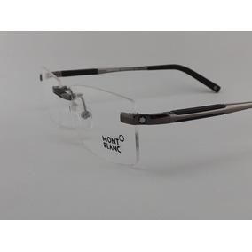 fac9e33a3e241 Arma O Oculos Grau Mont Blanc Mb150 Fibra De Carbono Nova!! Armacoes ...