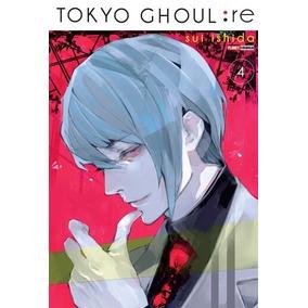 Manga Tokyo Ghoul Re: Edicao 4 Jun-2018 Panini Comics