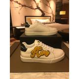 f5364147ebe7 Zapatos Dolce Gabbana (d G) Originales Us 7. Dorado plateado ...