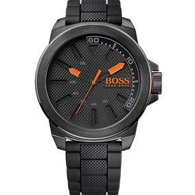 Hugo Boss New York - Reloj De Cuarzo Para Hombre, Con...