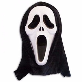 02 Máscaras Filme Pânico Festas/fantasias Halloween Cosplay