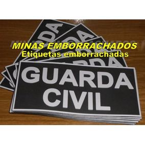 Brevê Emborrachado Guarda Civil
