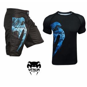 Bermuda Venum Gelo - Camisetas e Blusas no Mercado Livre Brasil dcf27b8caf558