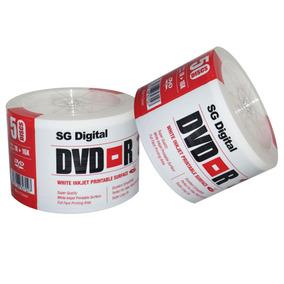 Dvd Virgen Sg Digital Paq. 100 Und Printeable 16x