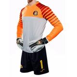 Camiseta Arquero Como Serie O11ce - Once - Halcones