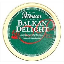 Tabaco De Pipa Peterson Balkan Delight Lata De 50 Gr