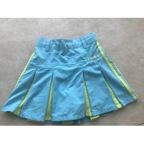 50. Pollera Minifalda De Nena 6 Años De Tenis adidas