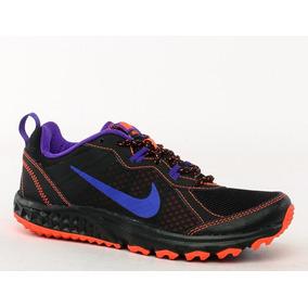 Zapatillas Nike Wild Trail en Mercado Libre México be1e35d19eaf2