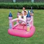 Pula Pula Disney Castelo Princesas Bestway Cama Elástica