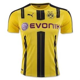 Jersey Borussia Dortmund Alemania Puma100%original Local2017