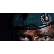 Boina Militar Verde Olivo, Roja, Negra, Comando, Policial