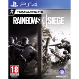 Rainbow Six Siege Ps4 Raul Games