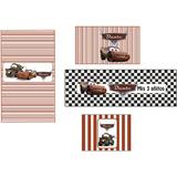 Kit Imprimible Disney Cars -stickers-envoltorios Golosinas