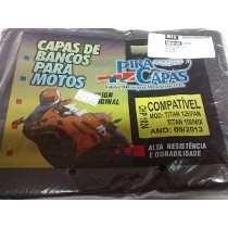 Capa De Banco Cg 125 - Fãn 125 2000/2008 ( Piracapas )