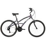 Bicicleta Aro 26 Caloi 400 Feminina Cinza - Caloi
