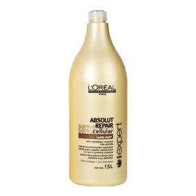 Loréal Absolut Repair Cellular Shampoo 1,5l Importado