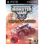 Monster Jam - Ps3 - Entrega Inmediata