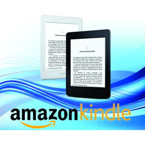 Amazon Kindle Touch 4gb E-reader E-book 8va Generación
