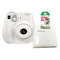 Câmera Instantânea Fujifilm Instax Mini 7s + Filme E Álbum