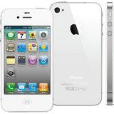 Iphone 4s 32gb Original +garantia+nf+película De Vidro+capa