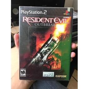 Resident Evil Outbreak Sellado