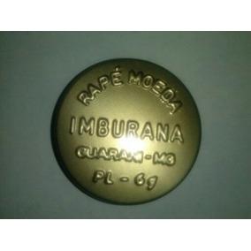 Rapé Original Moeda 100% Natural- Guarani - Imburana 2 Unid