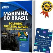 Apostila Marinha Do Brasil - Soldado Fuzileiro Naval