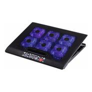 Base Refrigerante M8 Reclinable 6 Ventiladores.