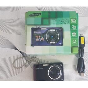 Camara Digital Samsung Pl150 (con Pantalla Frontal)
