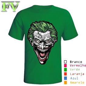 Terno Do Coringa Verde - Camisetas no Mercado Livre Brasil c98c0376c15