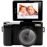 Camara Digital Dr-3500 24mp Pantalla 3 Pulgadas Zoom 4x