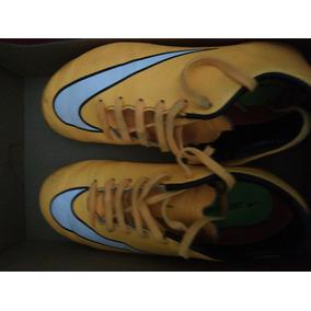Chuteira Nike Mercurial Com Cravo(society)