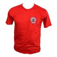 Camisa Do Bombeiro Civil Algodão