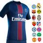 Camisetas De Futbol Pack X 5 Unidades - Arma Tu Equipo -