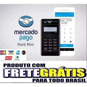 Maquininha Point Mini Do Mercado Pago + Frete Grátis Sedex