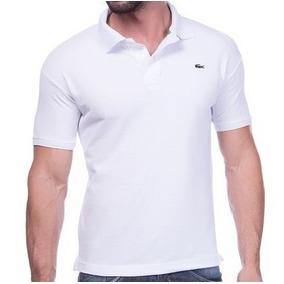 e6e0be86892 Lacoste Camisa Social Aleatory Manga Curta Masculino - Camisa Pólo ...