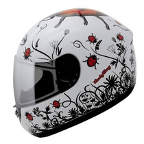 Capacete Peels Spike Ladybug Joaninha Feminino