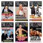 Colección Revistas The Clinic Digital (pdf) 6 X 1000