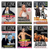 Colección Revistas The Clinic Digital (pdf) 6 X 1000