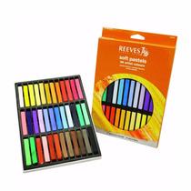 Pasteles Suaves Para Artistas Reeves Con 36 Colores