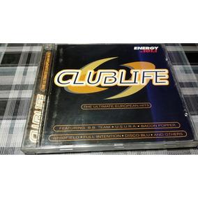 Clublife - Energy 101.1 - Cd European Hits Dance