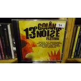 13° Goiania Noise Mundo Livre Pato Fu Mqn Cd
